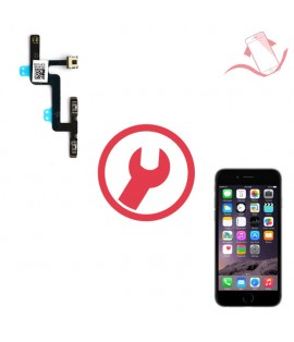 Remplacement nappe volume iphone 6