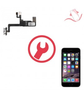 Remplacement nappe power iphone 6