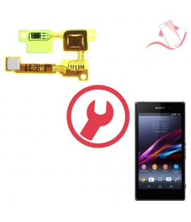 Remplacement nappe microphone Sony Xperia Z1 L39h