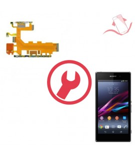 Remplacement nappe power volume Sony Xperia Z2 L50w