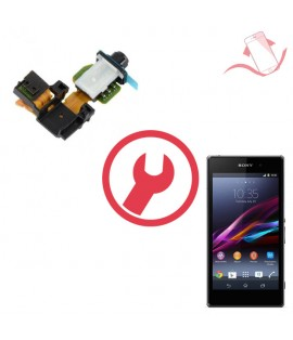 Remplacement nappe jack Sony Xperia Z2 L50w