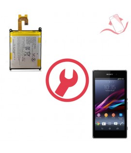 Remplacement batterie Sony Xperia Z2 L50w