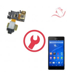 Remplacement nappe jack Sony Xperia Z3 L55t