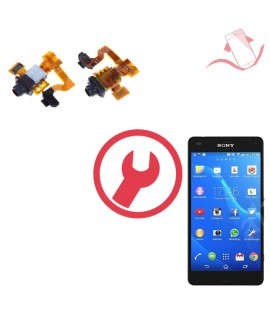 Remplacement nappe jack Sony Xperia Z3 compact D5803