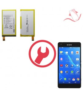 Remplacement batterie Sony Xperia Z3 compact D5803
