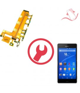 Remplacement nappe power volume Sony Xperia Z3 L55t