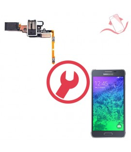 Remplacement nappe volume jack Samsung Galaxy Alpha G850