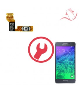 Remplacement nappe power Samsung Galaxy Alpha G850