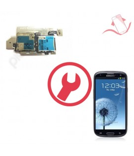 Remplacement module SIM Samsung Galaxy S3 i9305