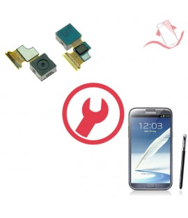 Remplacement camera arrière Samsung Galaxy Note 2 4G N7105