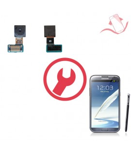 Remplacement camera avant Samsung Galaxy Note 2 4G N7105