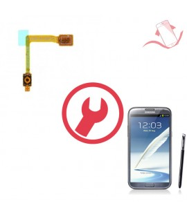 Remplacement nappe power Samsung Galaxy Note 2 4G N7105