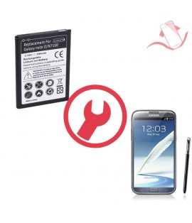 Remplacement batterie Samsung Galaxy Note 2 4G N7105