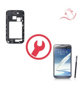 Remplacement châssis arrière Samsung Galaxy Note 2 4G N7105
