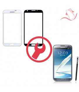 Remplacement vitre tactile Samsung Galaxy Note 2 N7100