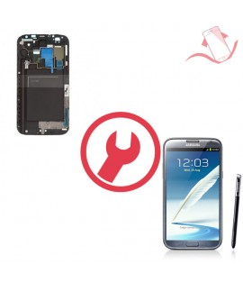 Remplacement châssis arrière Samsung Galaxy Note 2 N7100