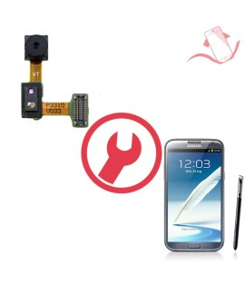Remplacement camera avant Samsung Galaxy Note 2 N7100