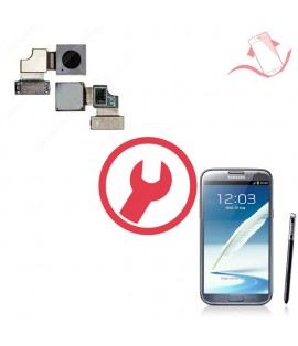 Remplacement camera arrière Samsung Galaxy Note 2 N7100