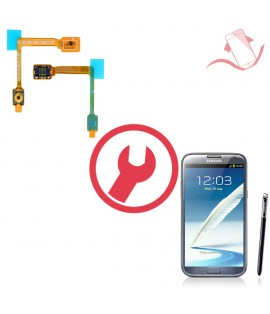 Remplacement nappe power Samsung Galaxy Note 2 N7100