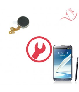 Remplacement vibreur Samsung Galaxy Note 2 N7100
