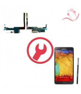 Remplacement nappe jack Samsung Galaxy Note 3 N9005