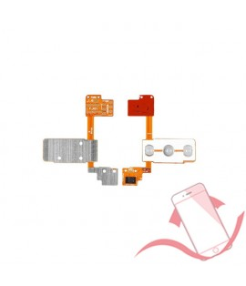 Nappe power volume LG G3 D855