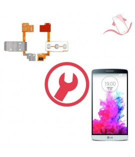 Remplacement nappe power volume LG G3 D855
