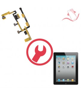 Remplacement nappe volume ipad 2 version 1
