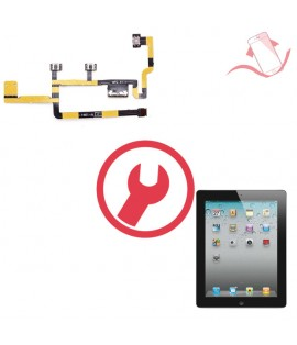Remplacement nappe volume ipad 2 version 2