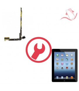 Remplacement nappe jack version wifi ipad 3
