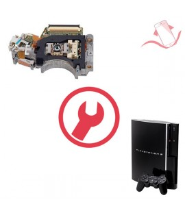 Remplacement lentille KES-400 AAA PS3 FAT
