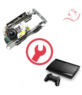 Remplacement chariot lentille PS3 Ultra Slim