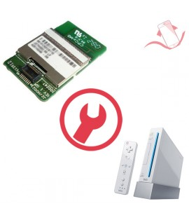 Remplacement carte Bluetooth Nintendo Wii