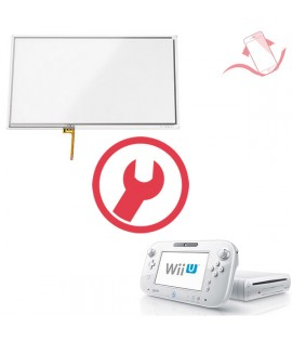 Remplacement  vitre tactile GamePad Wii U