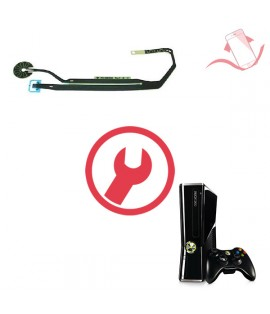 Remplacement nappe power Xbox 360 Slim