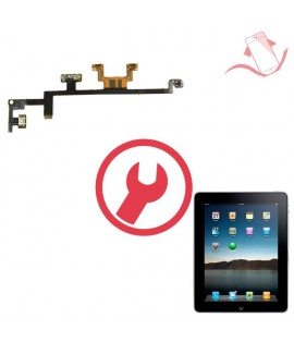 Remplacement nappe power volume ipad 4