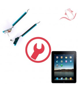 Remplacement nappe Bluetooth ipad 4