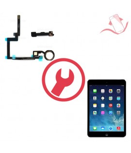 Remplacement nappe home + bouton ipad mini 3