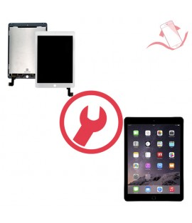 Remplacement vitre tactile + LCD ipad air 2 Montpellier