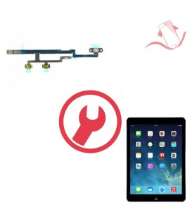 Remplacement nappe volume ipad air