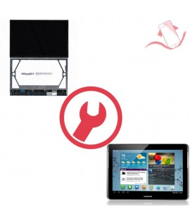 """Remplacement LCD Galaxy Tab 2 10.1"""" P5100"""