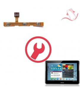 """Remplacement nappe volume power Galaxy Tab 2 10.1"""" P5100"""