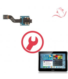 """Remplacement nappe jack Galaxy Tab 2 10.1"""" P5100"""