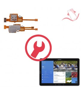 """Remplacement nappe support carte mémoire Samsung Galaxy Tab Pro 12.2"""" P900"""