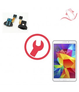 """Remplacement nappe jack Galaxy Tab 4 8"""" T330"""