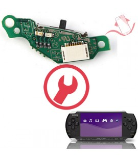 Remplacement carte power PSP On Off PSP 3000