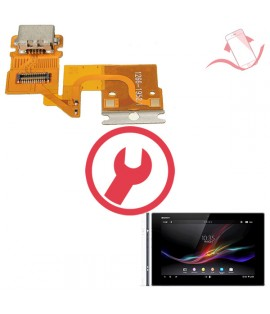 Remplacement connecteur de charge Sony Xperia tablet Z SGP 311