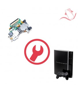 Remplacement  lentille KES-410 AAA PS3 FAT