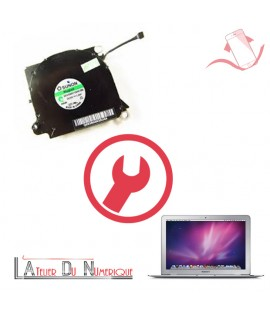"Remplacement Ventilateur CPU MacBook Air 13"" A1304 A1237 Montpellier"