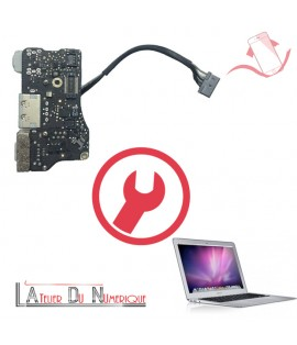 "Remplacement Connecteur de charge Jack USB MacBook Air 13"" A1369 Montpellier"